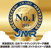 実査委託先:日本マーケティングリサーチ機構。調査概要:2018年11月期_サイトのイメージ調査